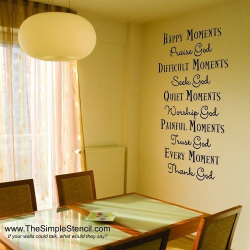 Bible Verse Wall Decal Ideas Christian Scripture Wall Decals