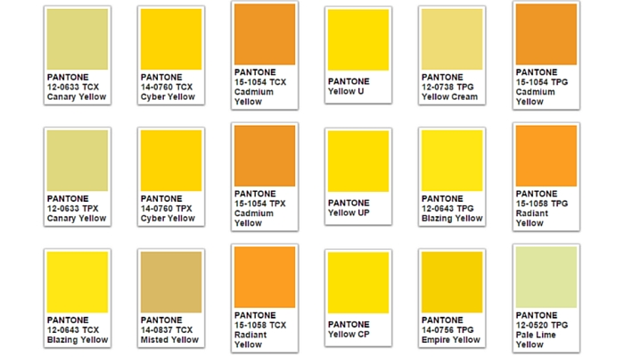 Yellow Color Meaning Amp Symbolism The Color Yellow